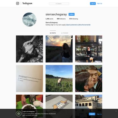 Sierra Echegaray (@sierraechegaray) * Instagram photos and videos