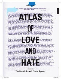 Atlas of Love and Hate