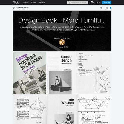 Design Book - More Furniture in 24 Hours