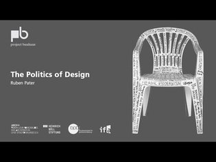 Can the Universal Be Specific? - Ruben Pater: The Politics of Design