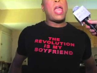 """Vaginal Davis - """"The Revolution Is My Boyfriend"""""""
