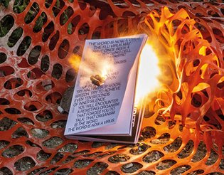The Book that Exploded