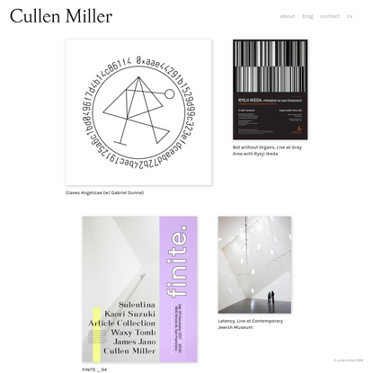 Cullen Miller
