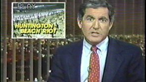 OP Pro Riots (Televised), 8/31/1986