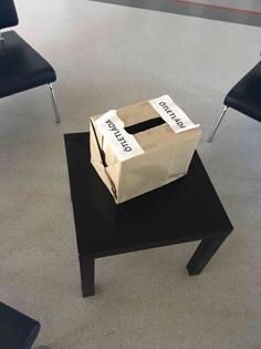 """Box of ideas"""