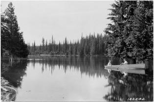 Jubilee Lake after Dam