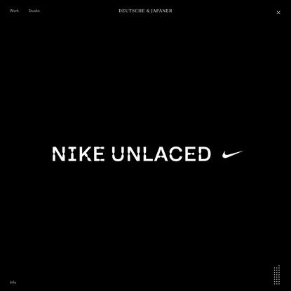 Deutsche & Japaner   Nike Unlaced