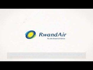 RwandAir A330-200 Safety video
