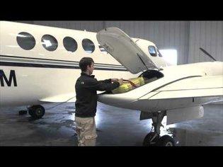 ALKAN AIR LTD. KING AIR 200/300/350 INFLIGHT SAFETY VIDEO