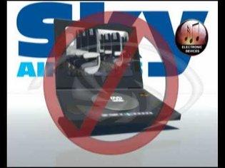 Sky Airlines   Safety Demo (Kabin Güvenlik Filmi) - Görsel Productions