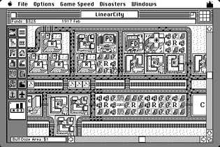 SimCity, Macintosh (1989)