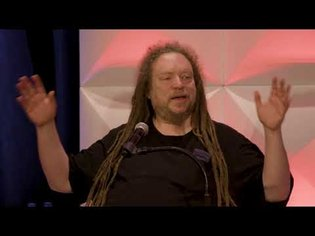 Dawn of the New Everything: An Evening Lecture by Jaron Lanier
