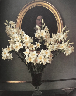 Cover image of Karen Blixen's Flowers.