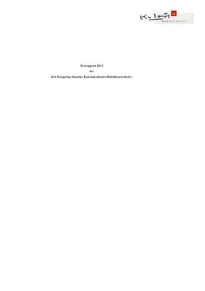 kunstakademiets_billedkunstskoler_2017-rsrapport.pdf