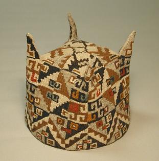 Tiwanaku, Four-Cornered Hat, 7th-9th Century