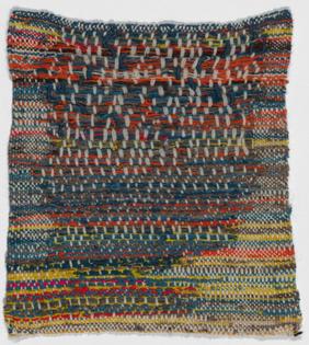 Sheila Hicks, Multi-Colored Minime, 1962
