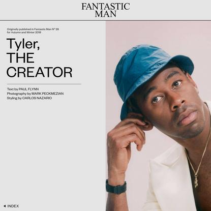 Men: Tyler, the Creator