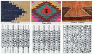 Slit Tapestry / Slitweave