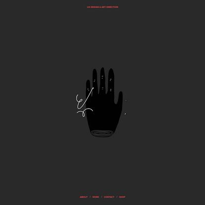 Melanie Daveid - UX Design / Art Direction