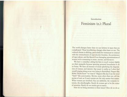 Roxane Gay, Bad Feminist