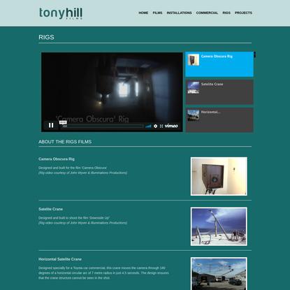 Tony Hill Films