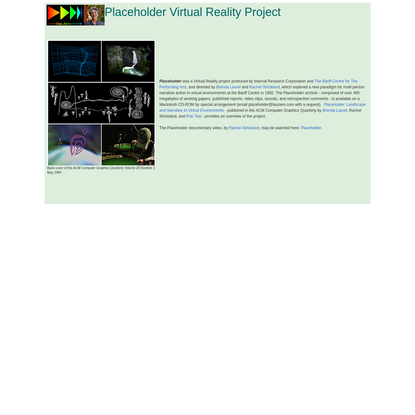 Placeholder VR Project