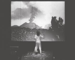 /joan jonas, 'mirage', 1976.