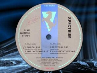 "SPECTRUM "" Brazil "" 1990"
