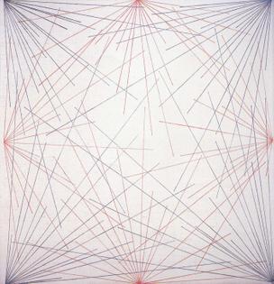 Wall Drawing No.273 September 1975, 4th Wall