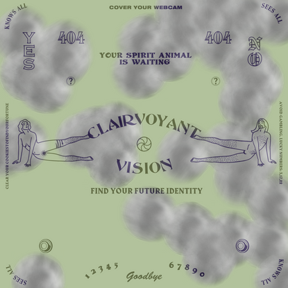 Clairvoyant Vision