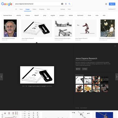 jesus dapena biomechanist - Google Search