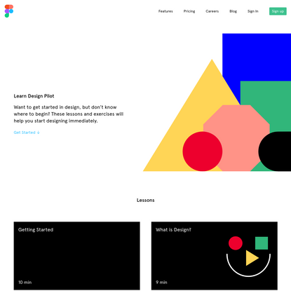 Learn Design with Figma