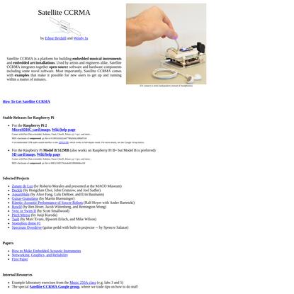 Satellite CCRMA
