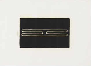 Donald Judd, Untitled (1961)