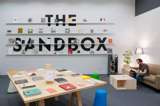 """""""The Sandbox (At Play with the Photobook)"""" at the Carnegie Museum of Art"""