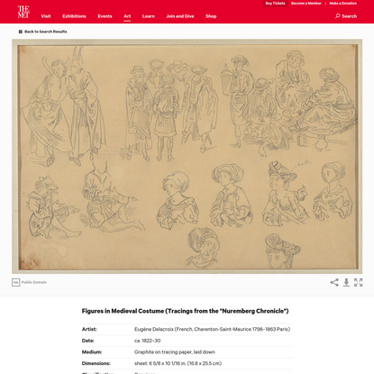 """Eugène Delacroix 