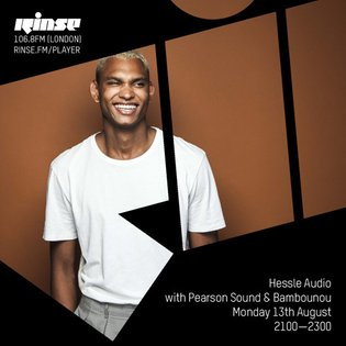 Hessle Audio with Bambounou - 13th August 2018 by Rinse FM