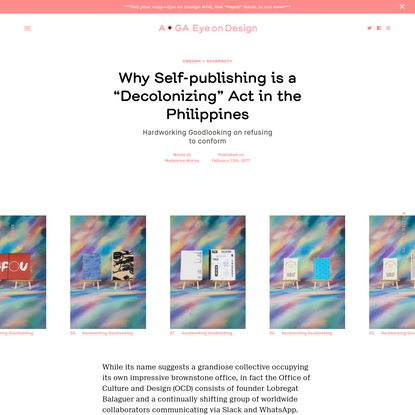 "Why Self-publishing is a ""Decolonizing"" Act in the Philippines"
