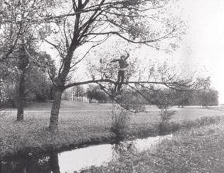 Bas Jan Ader - Fall