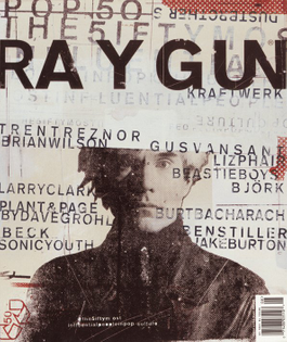 David Carson / Raygun