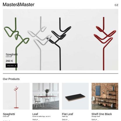 Master & Master