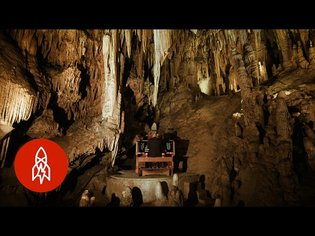 Real Live Cave Music: Marvel at the World's Largest Instrument