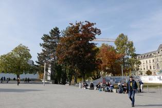 """""""Schanze"""" near Bern University"""