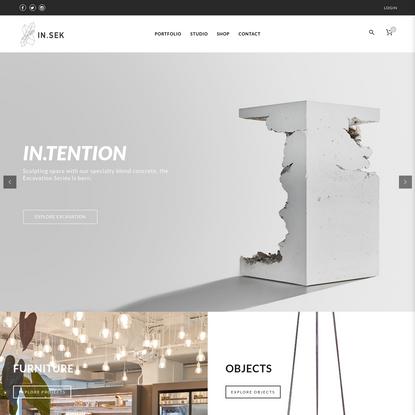 Home - In.sek Design