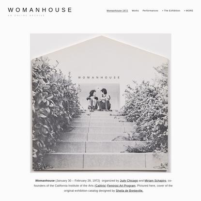 Womanhouse 1972