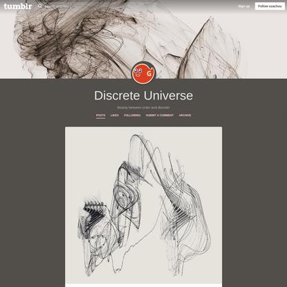 Discrete Universe