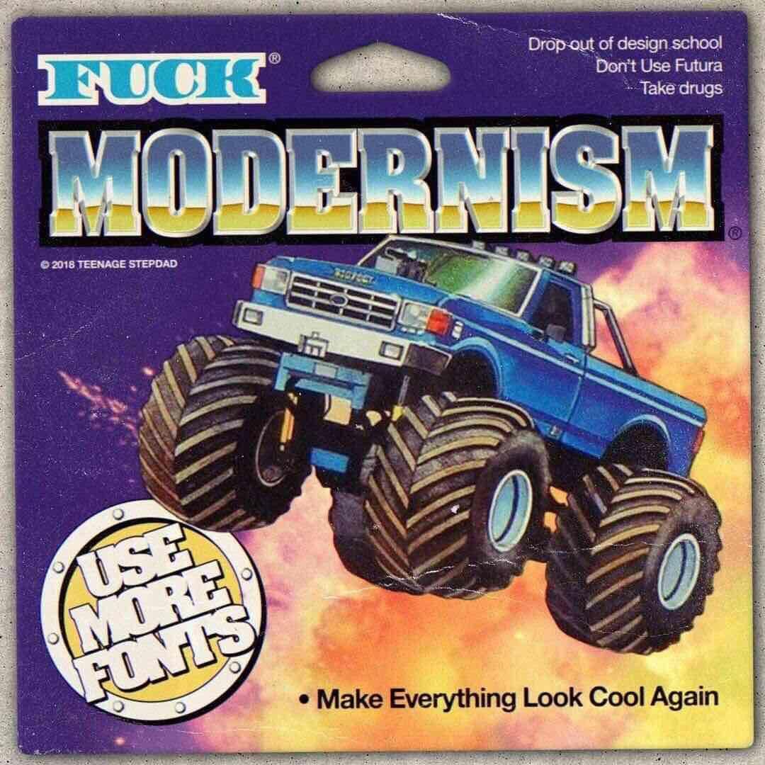 Fuck Modernism