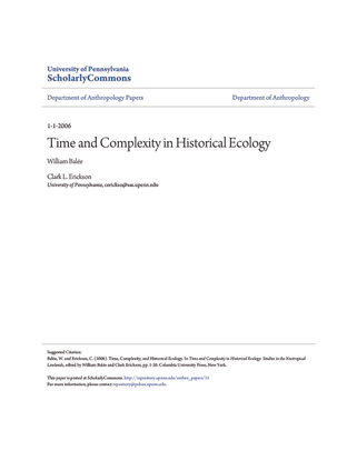 balee_2006_timecomplexityhistoricalecology.pdf