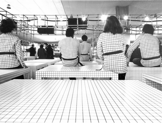 Superstudio / Zanotta, Quaderna, 1970