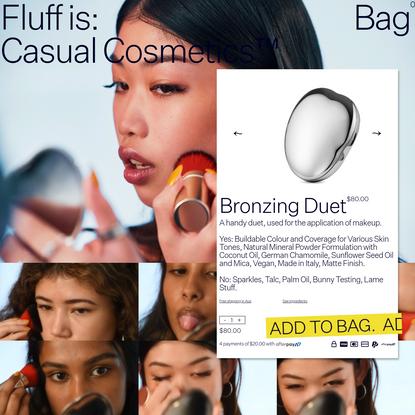 Bronzing Duet - FLUFF